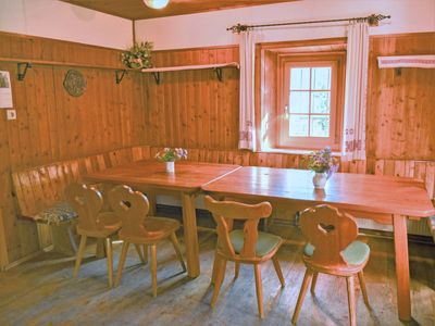 Photo for Vacation home Kochhube in Hirschegg - Pack - 17 persons, 5 bedrooms