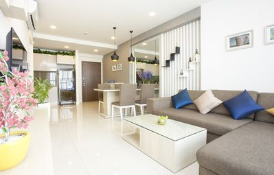 Photo for Spacious, fully furnished, luxury 3BR apartment