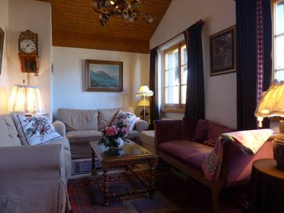 Photo for 3 bedroom Apartment, sleeps 7 in Wengen with WiFi