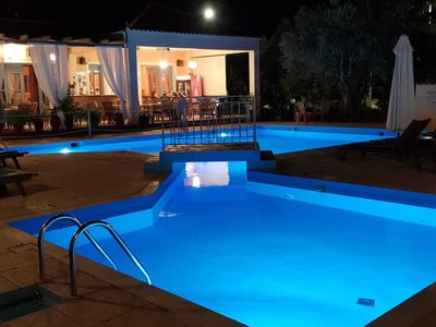 Photo for Scenic Apartment in Lesbos Island with Pool
