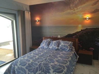 Master Bedroom with access to Balcony