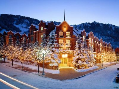 Photo for Two Bedroom Apartment-St. Regis Aspen Residences at the foot of Aspen Mountain