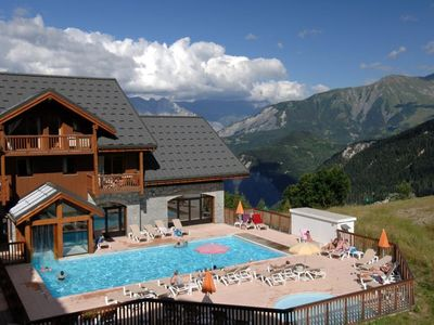 Photo for 3 bedroom accommodation in Le Corbier