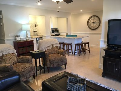 Photo for Beautiful updated 2 bed 2 bath 143 High Hammock Villa! Close to beach!