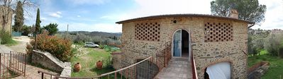 Photo for One bedroom Villa, sleeps 2 in Rinaldi with Pool and WiFi