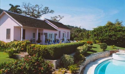 Datura Villa with grand terrace and large swimming pool