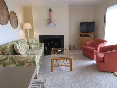 Photo for Large Oceanside condo in the less crowded mid town area of Ocean City, MD