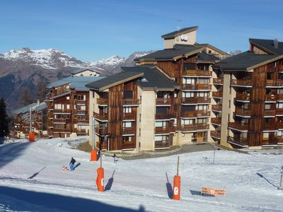 Photo for apartment/ flat - La Plagne