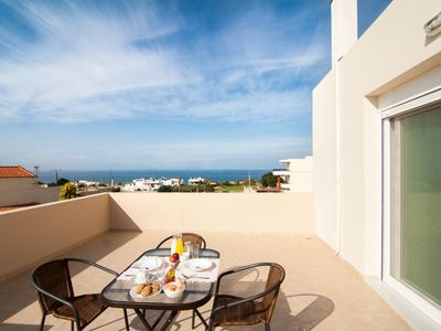 Photo for 3BR Apartment Vacation Rental in Prinos Rethymno
