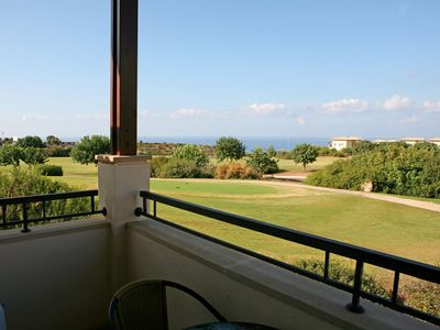Photo for Spa Getaway Near the Sea with a Full Kitchen and Beautiful Balcony!