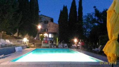 Photo for apartment la SERVITU '4/6 places, swimming pool, spa park