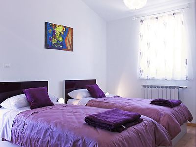 Photo for Vacation home Bella in Pula/Krnica - 8 persons, 3 bedrooms