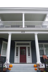 Photo for Downtown's Premier Location w Parking!  (200 year old home + parking)