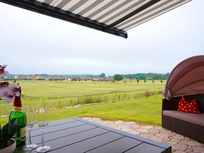 Photo for Thatched house with sunny terrace & view of the countryside ♥ Ideal for families with children