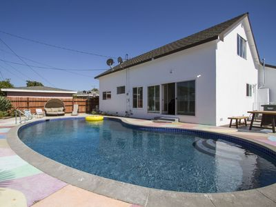Photo for 4 BR Charming Pool Home; Gateway of Knotts/Disney