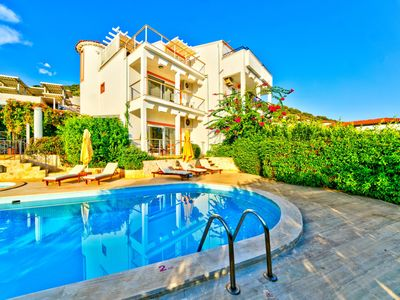 Photo for Villa Su Luxury Villa With Shared Large Pool And Wonderful Terrace