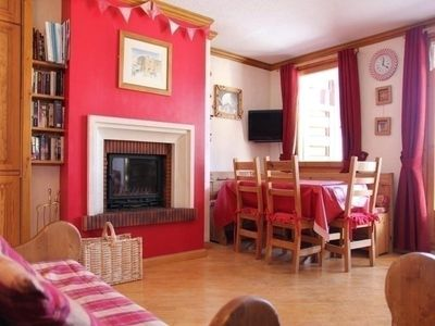 Photo for Apartment Val Thorens, 3 bedrooms, 8 persons