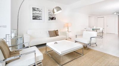 Photo for White Pearl 1BR in Icon Brickell by FlashStay - Apartment for 4 people in Miami