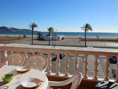 Photo for Apart-Rent-Apartment in front of the beach (0076)