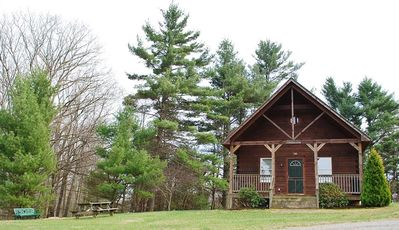 Photo for On the Blue Ridge Parkway, Pet Friendly, WiFi, Gas FRPL