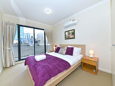 Photo for Perth 10811 - Hay Street Central Apartment
