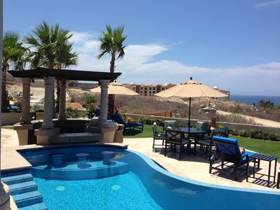 Photo for Ocean Front 3 Bedroom Private Residence with Private Pool at Hacienda Encantada