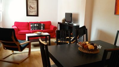 Photo for Spacious and bright apartment, modern and very well located
