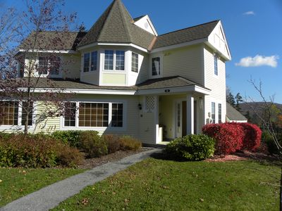 Photo for Spacious Townhouse  Located 1 Mile From Mt Snow