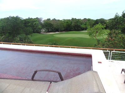 Photo for APARTMENT IN CONTEXT OF TROPICAL GOLF PLAYACAR