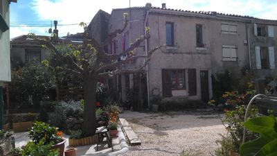 Photo for In Provençal village of character, at the foot of Mount CAUME, VILLAGE HOUSE