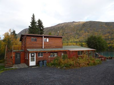 Photo for 5 Bedroom Fishing Lodge on the Kenai River