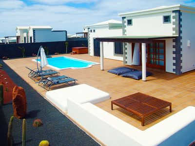 Photo for Beautiful Villa With Private heated Pool,Hot Tub,Full Sky TV,Bicycles,Pool table