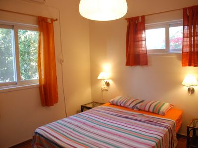 Photo for For vacation or travel, unit of 2 rooms and lovely garden  40 sqm