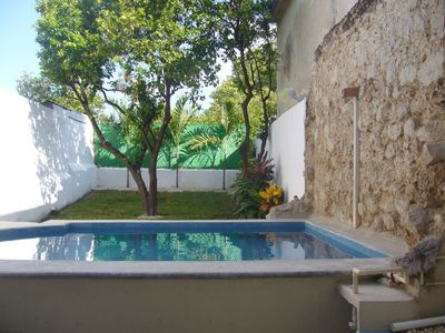 Photo for Casa Feliz, Charming Home in the Heart of Campeche´s Historic Center