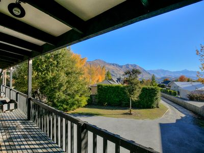 Photo for Unforgettable mountain views | Modern and spacious | Walk to the lake