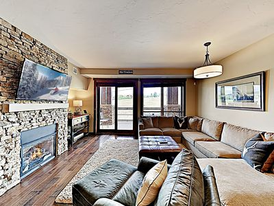 Photo for All-Suite Mountain-View Condo w/ Pool, Hot Tubs & On-Site Gondola