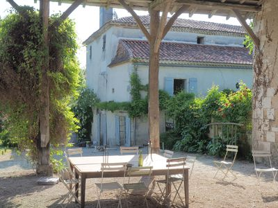 Photo for 7BR Farmhouse Vacation Rental in Nanteuil-Auriac-de-Bourzac, Nouvelle-Aquitaine