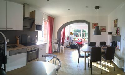 Photo for Holiday Rental Apartment Lüneburg Heath Uelzen
