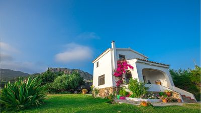 Photo for House with sea views 200 meters from the beach.