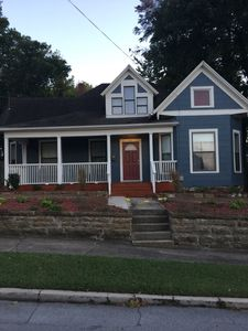 Photo for Great Fayetteville Location - Just off the Square and Dickson Street