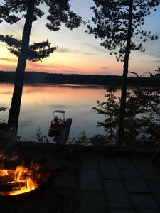 Photo for Sunset View Home on Beautiful Lake Avalon