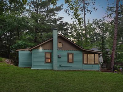 Photo for The Humming Bird Cabin on Spider Lake in Traverse City