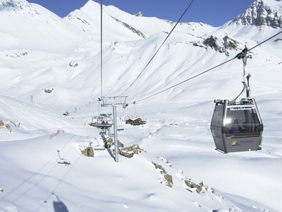 Photo for Mini studio 19m ² in the resort center in Orcières Merlette - Southern Alps