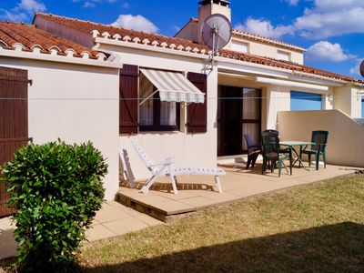 Photo for Nice house 600 meters from the large beach of Saint-Gilles-Croix-de-Vie