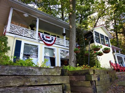 Photo for Belle's Buttercup | Lakeside | Vintage Charm | Modern Conveniences | Free Wi-Fi!