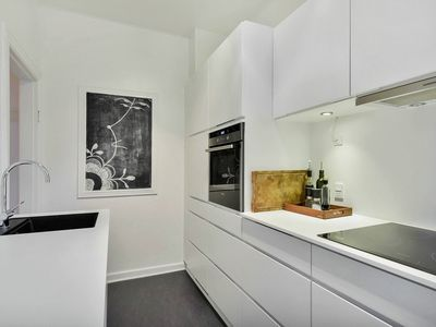Photo for Beautiful and large apartment 138 kwm 5 minutes walk from the center of Aarhus