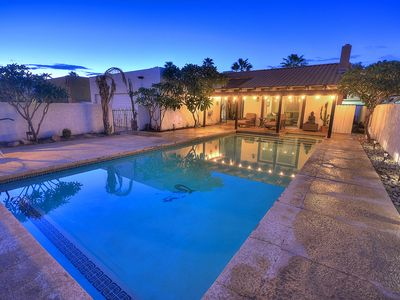 Photo for The Plumeria Home w/Private Pool. COACHELLA! STAGECOACH! BNP PARIBAS