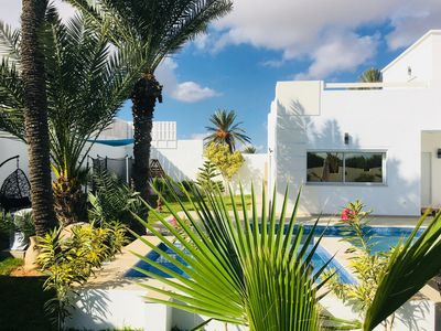 Photo for Villa Dreams Djerba. Private Swimming pool 100% Without opposite Very high standing