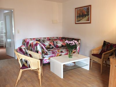 Photo for Cosy and homely apartment for max. 4 people including WLAN