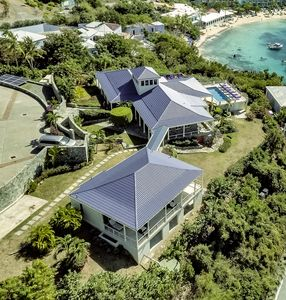 Photo for Blue Serenity - Luxury, Oceanfront, Private Beach Access, Pool & Hot Tub